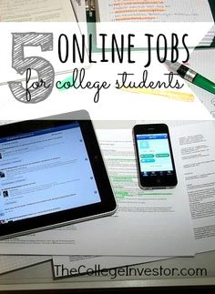 how to get a job through online applications