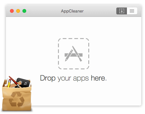 remove application from mac completely