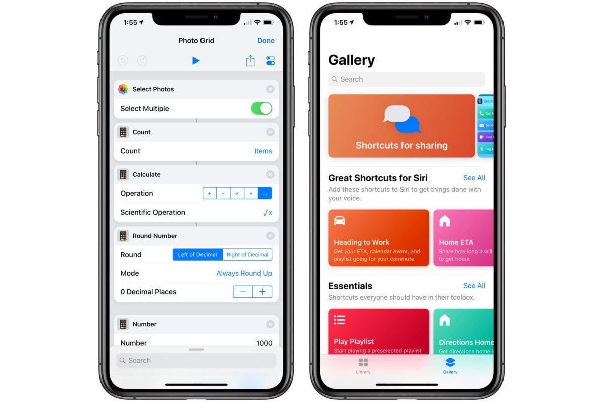 built in iphone applications list