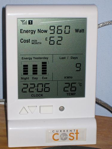 application for new electric meter