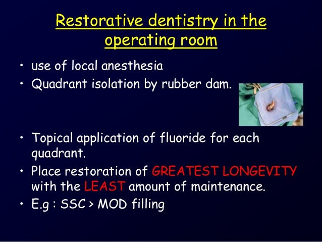 fluoride varnish application procedure and post operative instructions