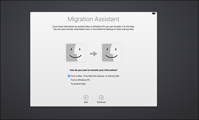 move applications from one mac to another